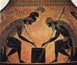 Ristorante Greco milano - cultura greca - ceramiche