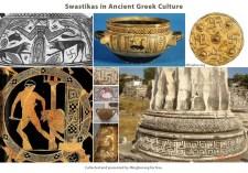Ristorante Greco milano - cultura greca - mosaico