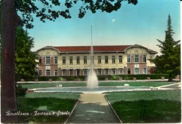 fontana del parco foto epoca
