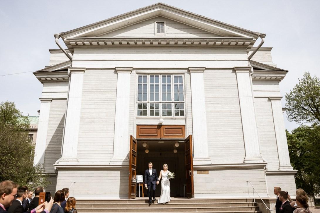 Hääkuvaus Vanha kirkko