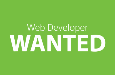 wanted web developer 1