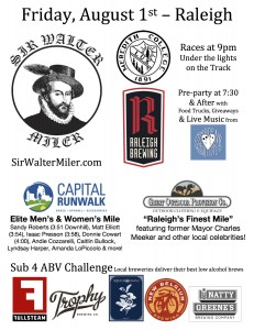 Sir Walter Miler Flyer