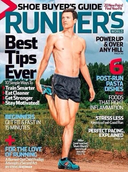 matt elliott runner's world