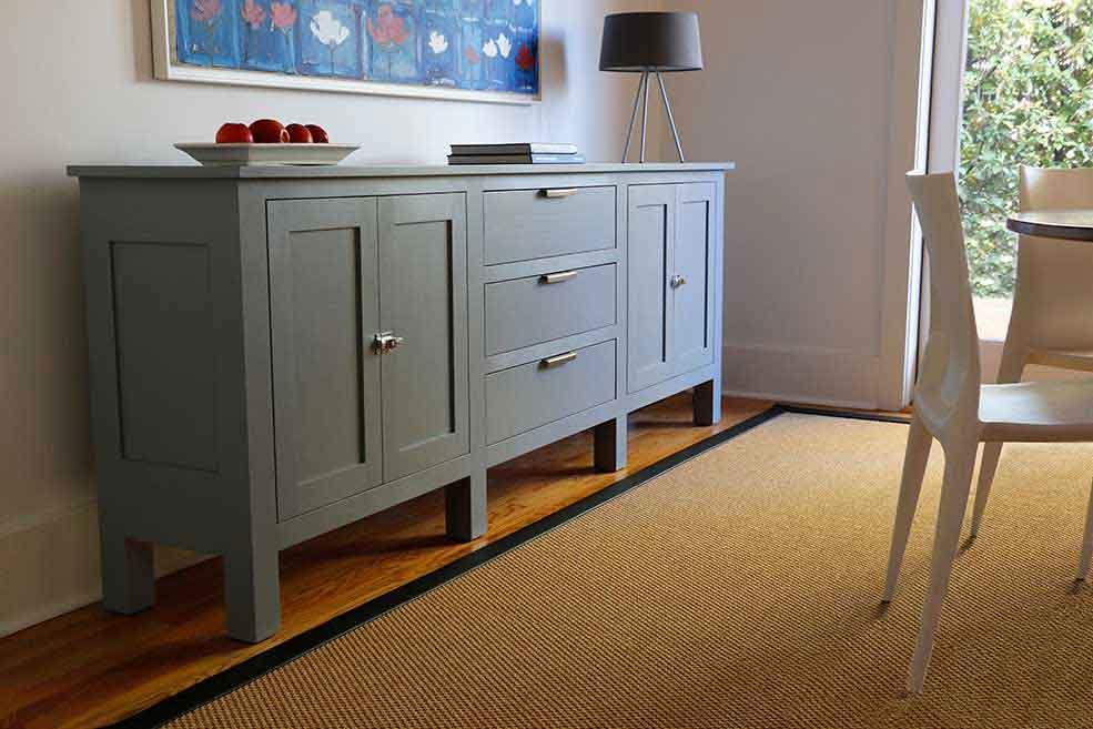 Synthetic sisal rugs