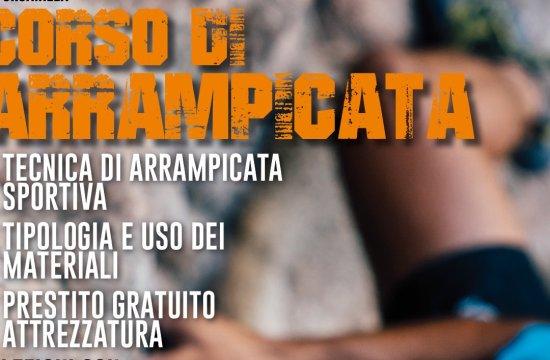Corso Arrampicata 2018