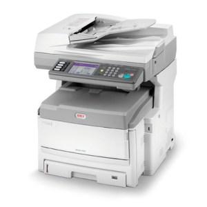 Copiadora A3 color OKI ES8451 MFP Soluciones digitales de impresión Córdoba