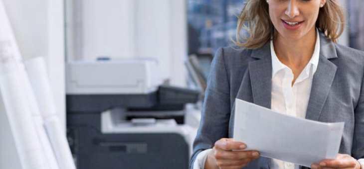 ¿Es hora de renovar tu impresora?