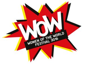 Women of the World festival logo