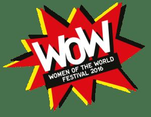 Women of the World festival logo