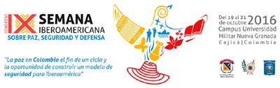 Manuel Sánchez ponente en la IX Semana Iberoamericana sobre Paz, Seguridad y Defensa