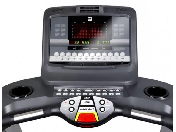 tapis de course bh fitness g550