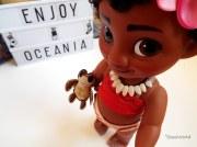 In attesa del film, per Natale ci regaliamo la collezione Oceania già presente nei Disney Store
