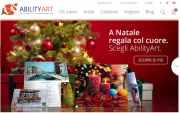 AbilityArt: a Natale si può donare anche in maniera solidale