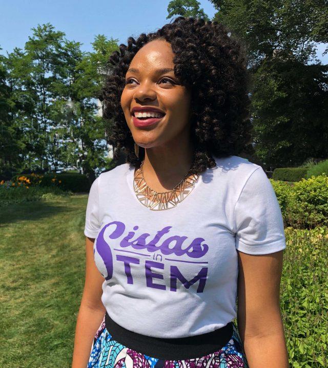 SIS Spotlight: Arlyne Simon - Sistas in STEM