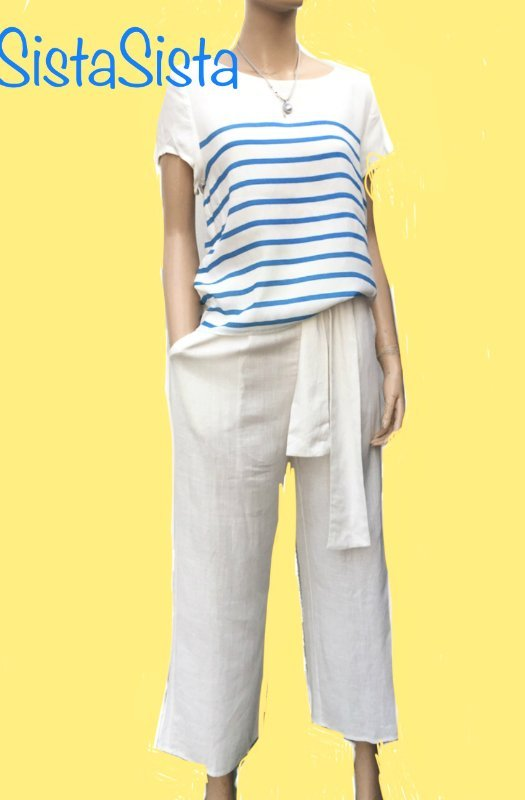 Cottesloe: Superb Linen Pants
