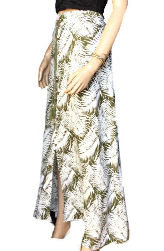 Fern: Sunny Girl Maxi Skirt
