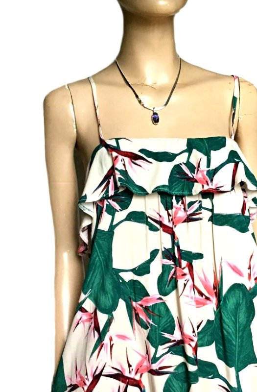 Paradise: Elegant Sunny Girl Dress