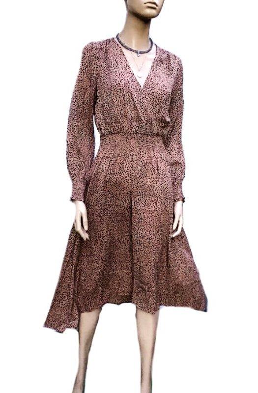 Aminatu: Stunning Cross Over Dress
