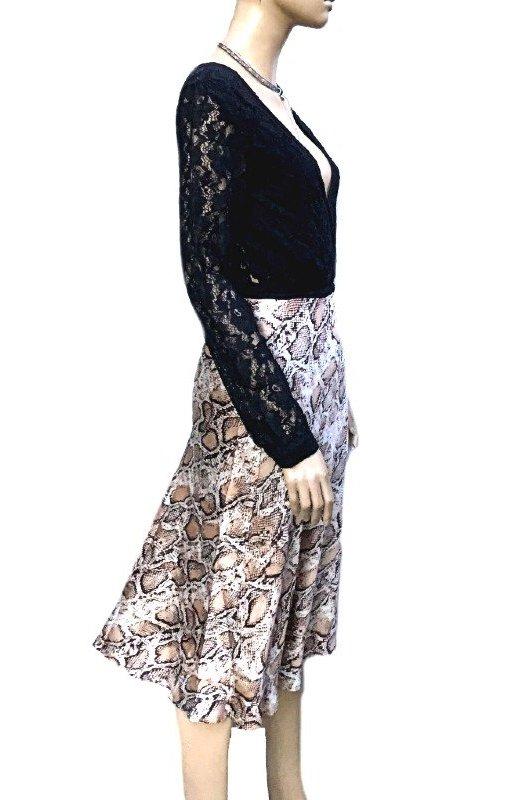 Zambia: Sunny Girl Midi Skirt