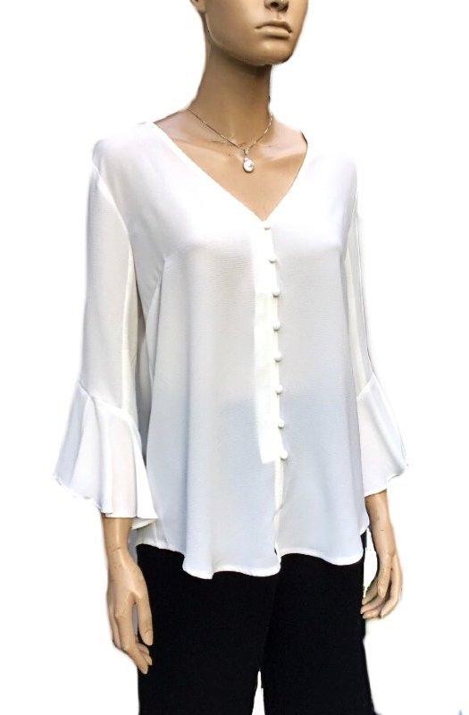 Jennifer: Sunny Girl Button Down Shirt