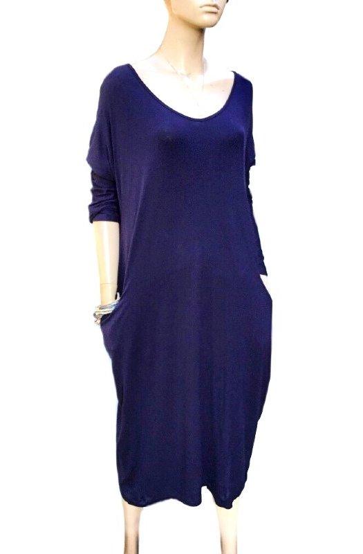 Maggie: Stylish Jersey Dress