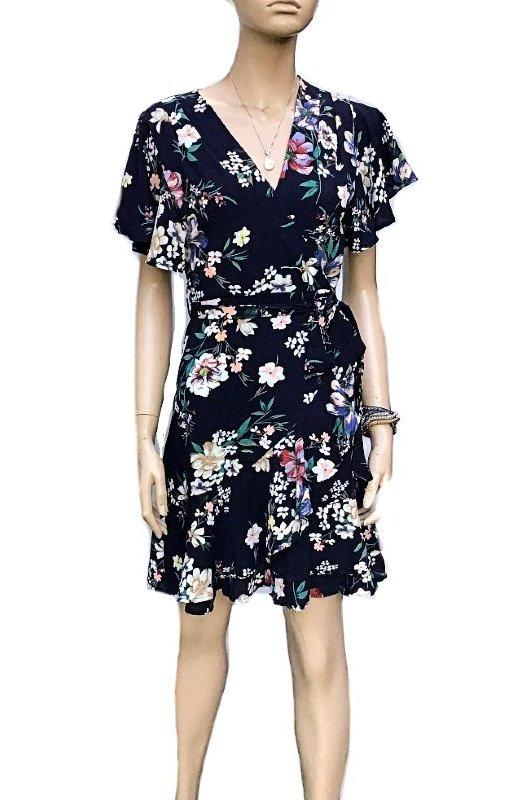 Michaela: Sunny Girl Bell Sleeve Dress