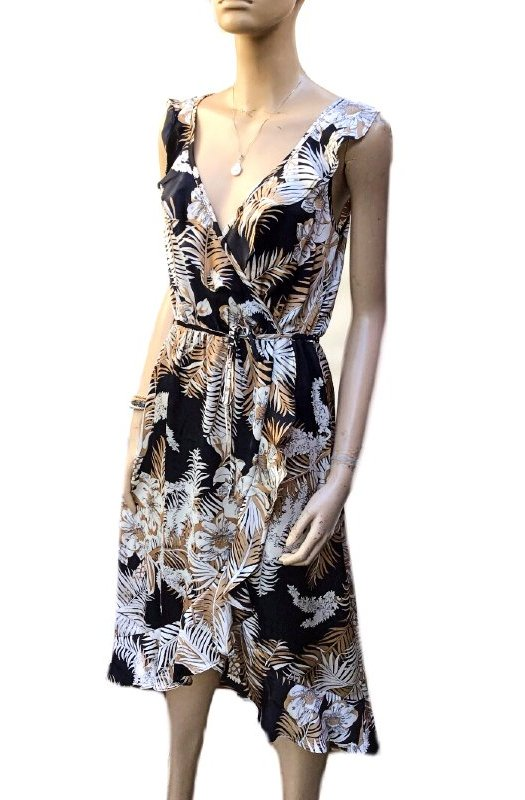 Casablanca: Exotic Sunny Girl Dress