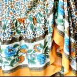 Festival: Exquisite Sunny Girl Long Skirt