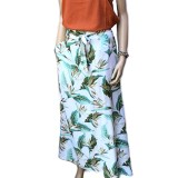 Paradise: Fresh Sunny Girl Maxi Skirt