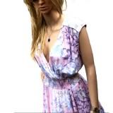 Julia: Sunny Girl Long Maxi Dress