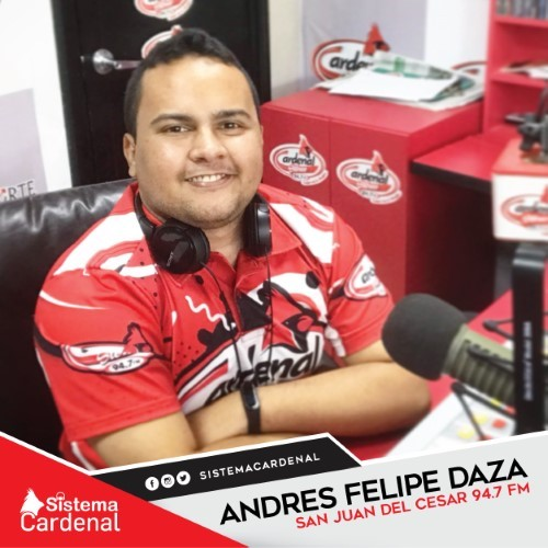 Andres Felipe Daza