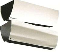 Воздушные тепловые завесы systemair Portier Basic и Portier Basic Design (для проемов до 4м)