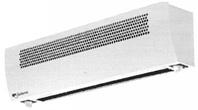 Воздушные тепловые завесы systemair Portier Mini