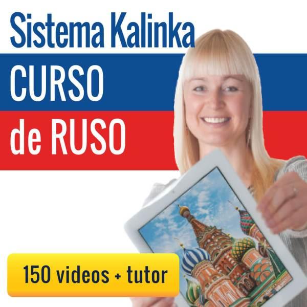 Aprende ruso por 1 euro/día: Curso de 150 vídeos + tutor