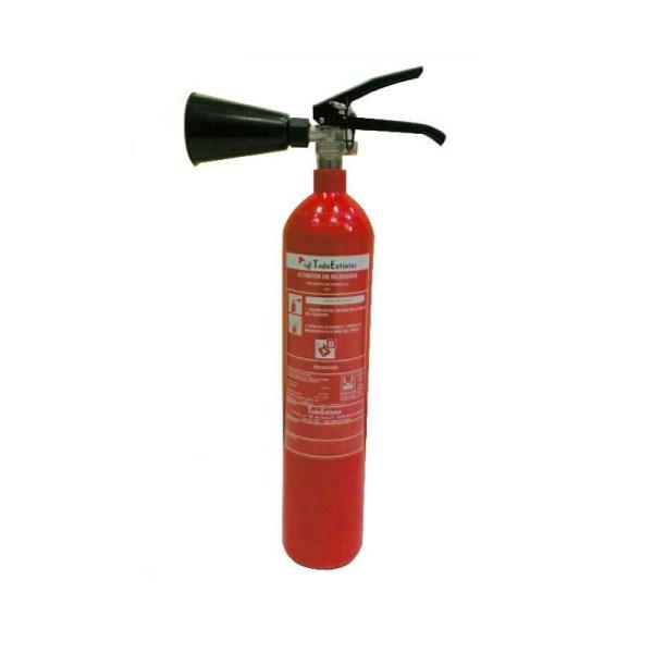 Extintor CO2-2KG