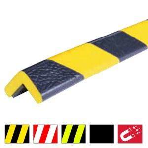 Amortiguador de golpes imantado con colores tipo E