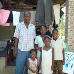 Tailor and his family