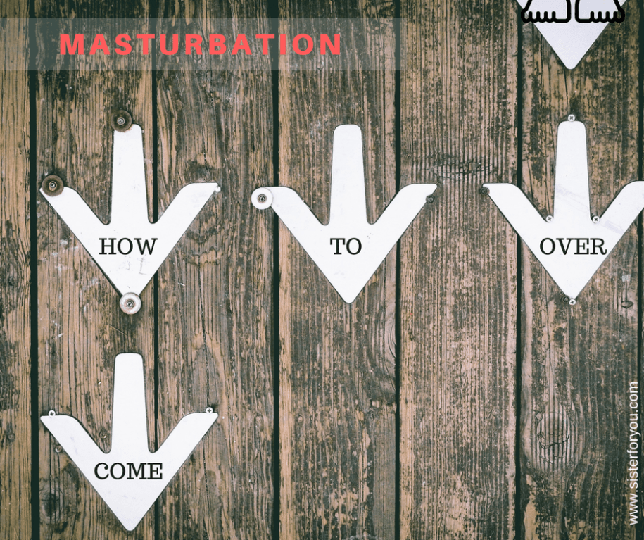 masturbation how to overcome