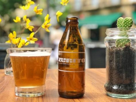 Zurito es un proyecto de Maiken Brewery