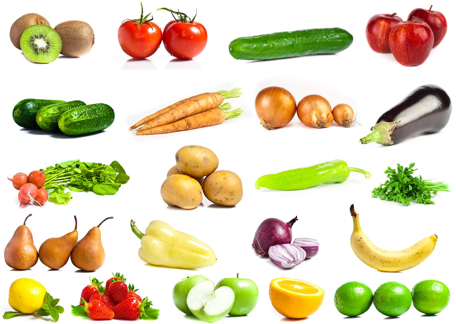 Wellness Wednesday Not All Vegetables And Fruits Are