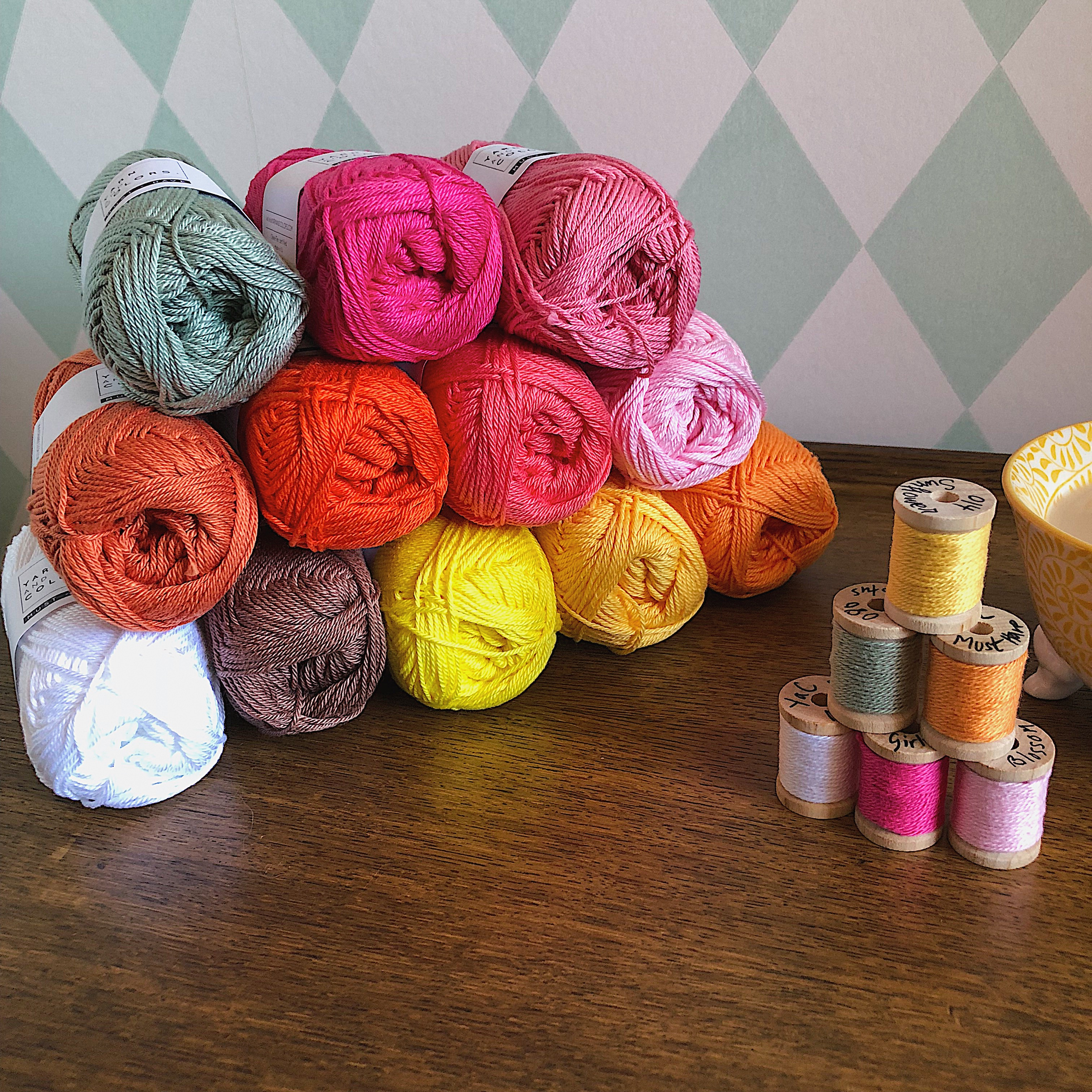 Yarn and Colors - Must-have