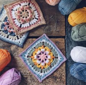 What-Were-You-Thinking-Square-SistersInStitch-Kela-Ahnhem-Therese-Eghult-Crochetingkay-Crochetedbytess-Granny-Square-Crochet-Pattern