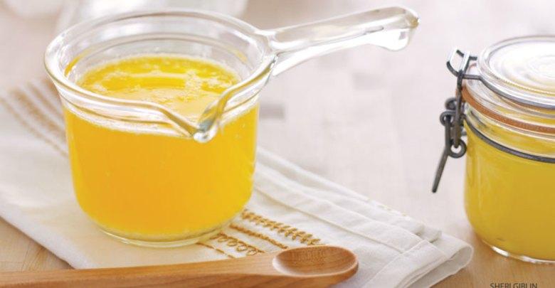 o que é manteiga ghee?