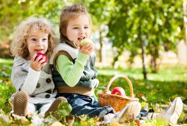 Criança saudável precisa comer de uma maneira equilibrada. Estas dicas vão ajudar seus filhos a comerem melhor.