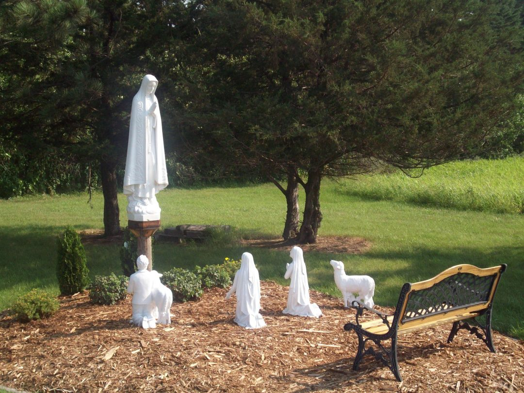 Shrine of Our Lady of Fatima