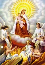 Novena for the Holy Souls in Purgatory