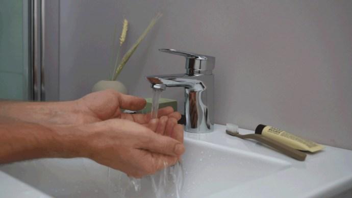 Gustavsbergin Atlantic-hanat sointuvat kaikkiin kylpyhuoneisiin ja keittiöihin