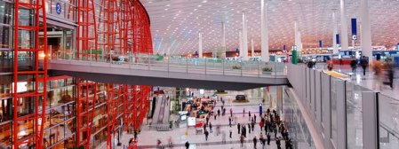 Beijing Capital International Airport boosts capacity with SITA self     Beijing Capital International Airport boosts capacity with SITA  self service tech