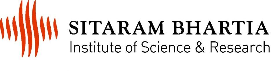 Sitaram Bhartia Institute of Science and Research Logo