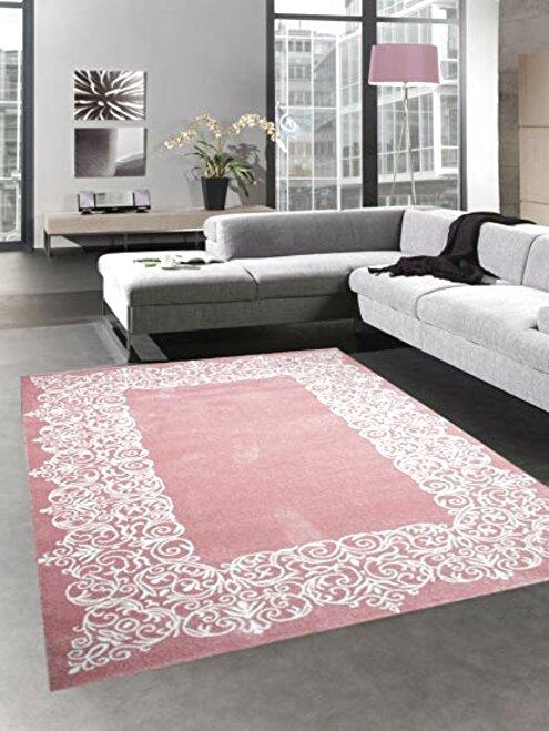tapis modern tapis poil ras tapis de